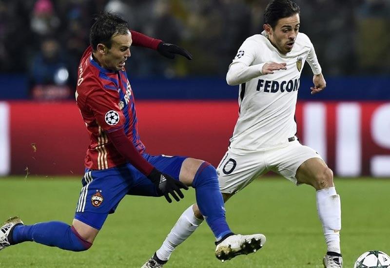 AS Monaco vs CSKA Moscow