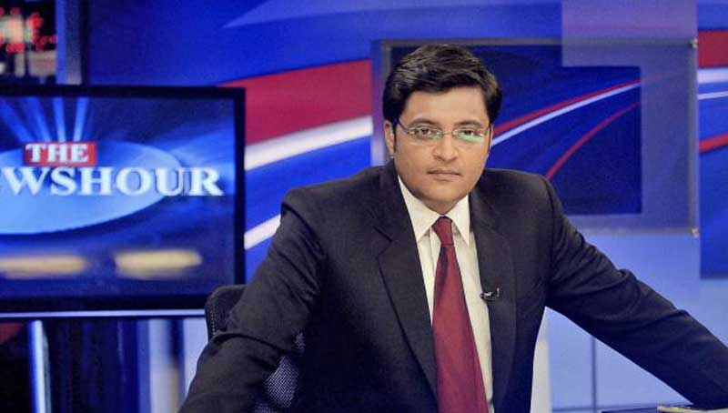 Arnab Goswami resigns from Times Now