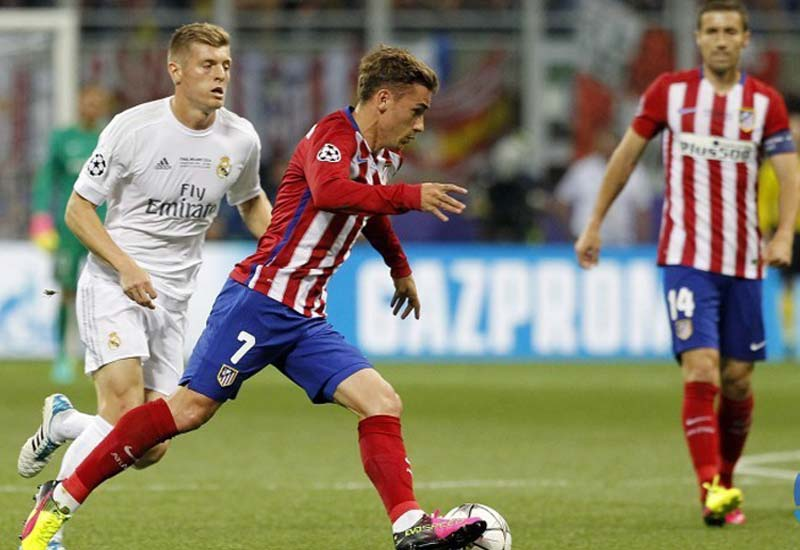 Atletico Madrid vs Real Madrid Live Streaming Score, Line Up Guide La Liga 2016-17
