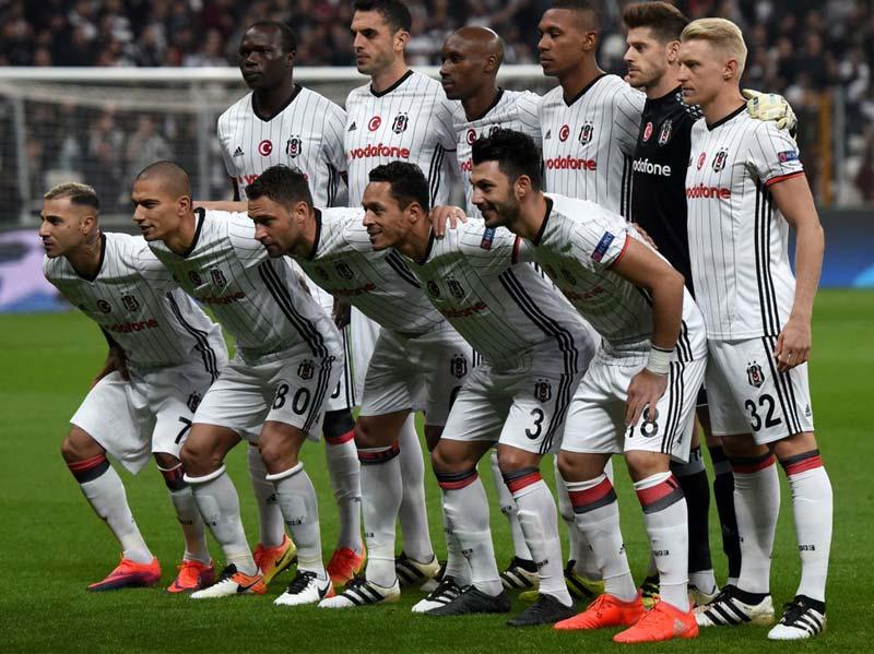 Besiktas vs Benfica Live Streaming, Lineup & Final Score Champions League