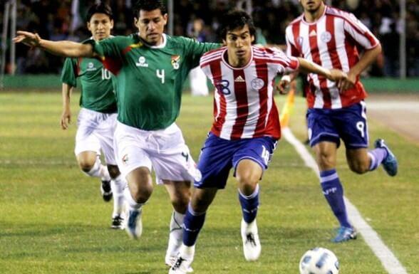 Bolivia vs Paraguay Live