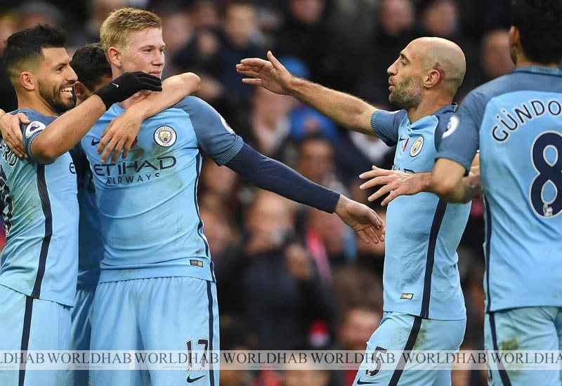 Burnley vs Manchester City Football Live Streaming Score Lineup EPL 2016-17