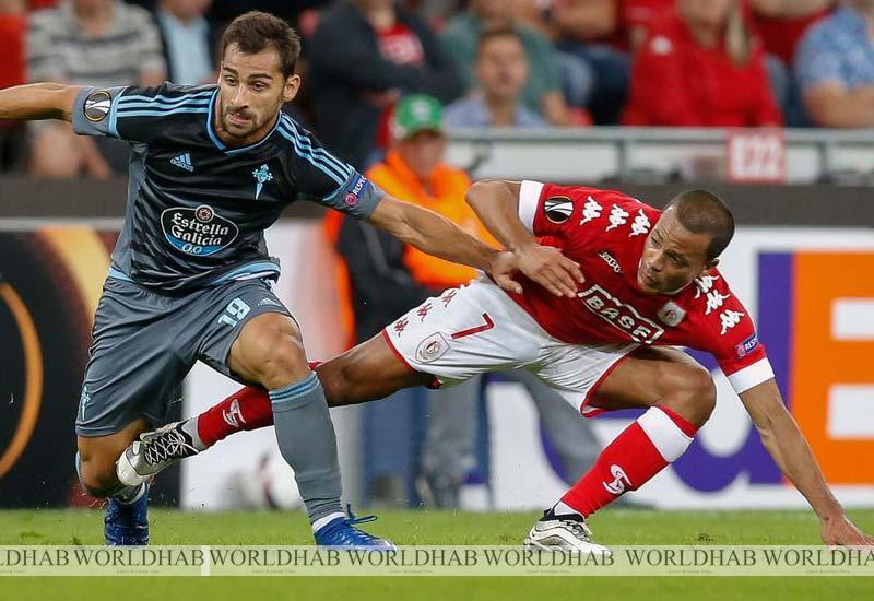 Celta Vigo vs Standard Liege Live Streaming Europa League Lineup & Score