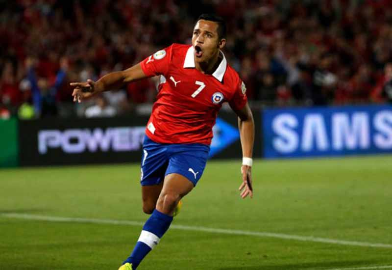 Colombia vs Chile Live Streaming Score Update: FIFA World Cup 2018 Qualifier