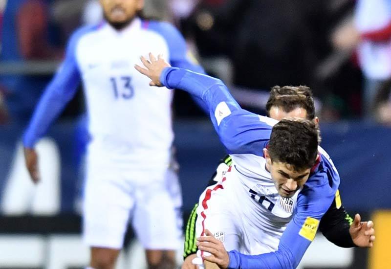 Costa Rica vs United States Live Streaming Starting 11 & Score WC Qualifier 2018