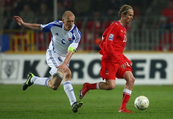 Czech Republic vs Denmark Live