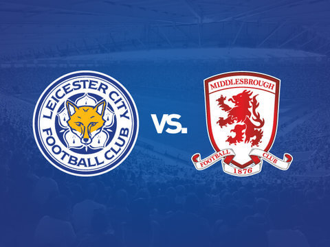 EPL Leicester City vs Middlesbrough Live