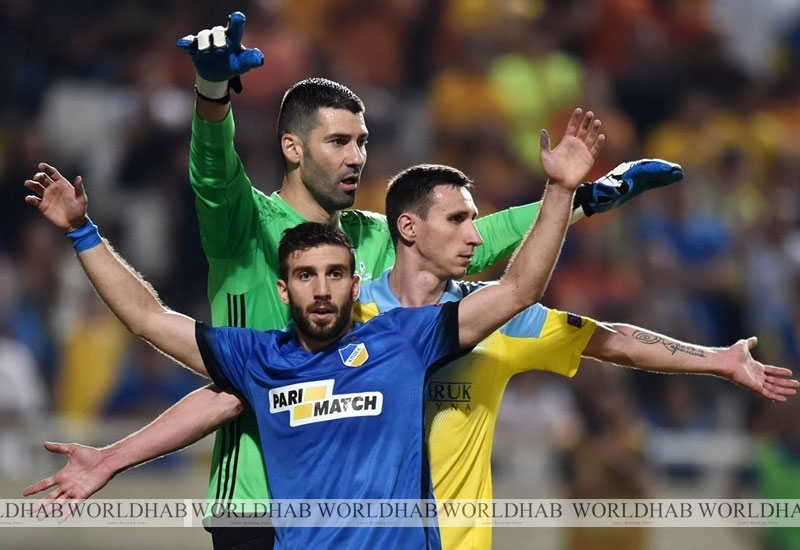 FC Astana vs Apoel Nicosia Live Streaming Europa League, Lineup, Final Score