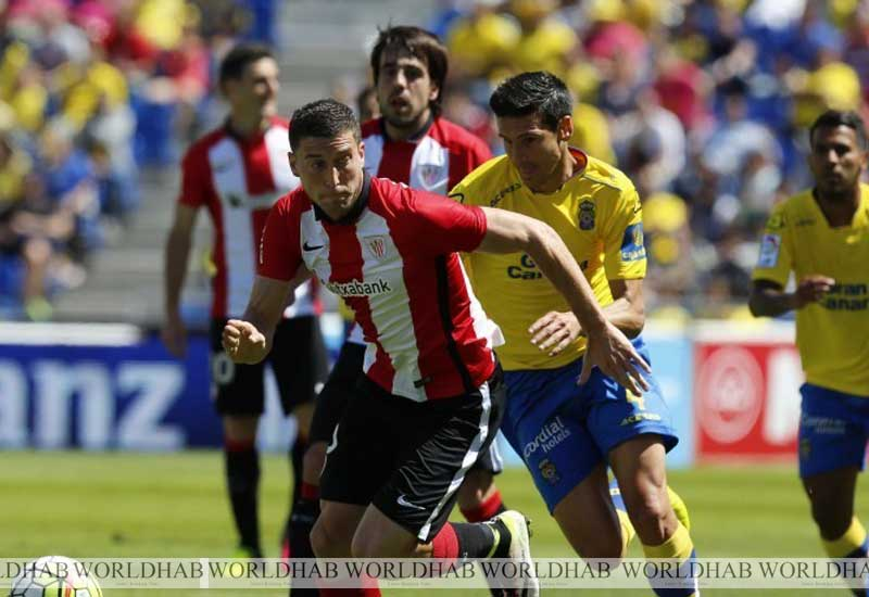 Las Palmas vs Athletic Bilbao Live Streaming La Liga Football info, lineup, Score