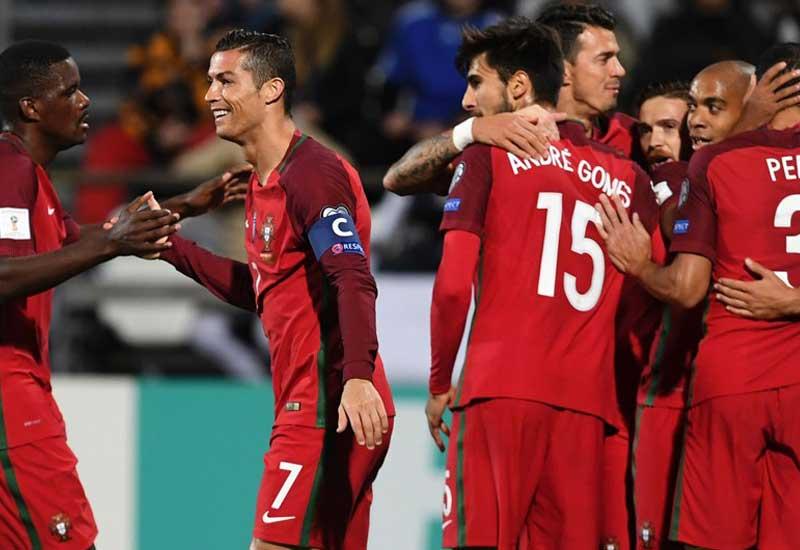 Portugal vs Latvia