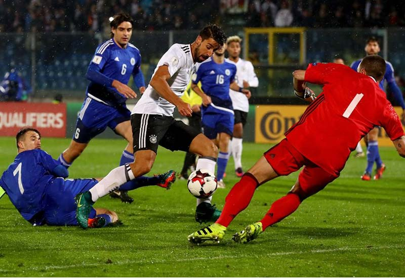 San Marino vs Germany Live Streaming, Starting 11 & Final Score FIFA World Cup qualifier 2018