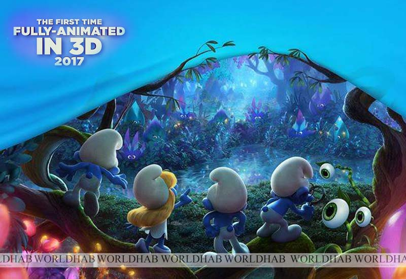 Smurfs The Lost Village first trailer is released