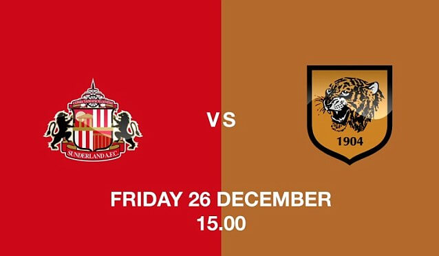 Sunderland vs Hull City Live