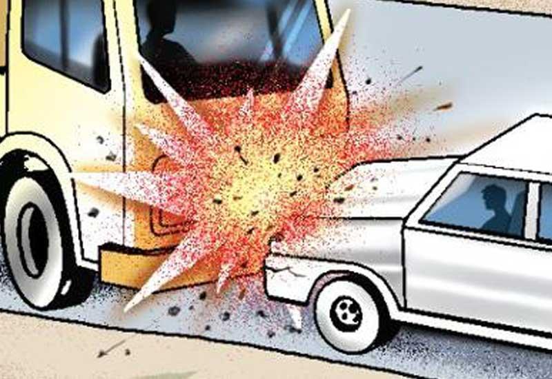Vadodara Road Accident killed Nine People