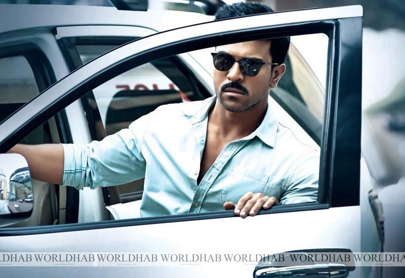 Watch Dhruva Trailer Official Release YouTube Video Ram Charan, Rakul Preet
