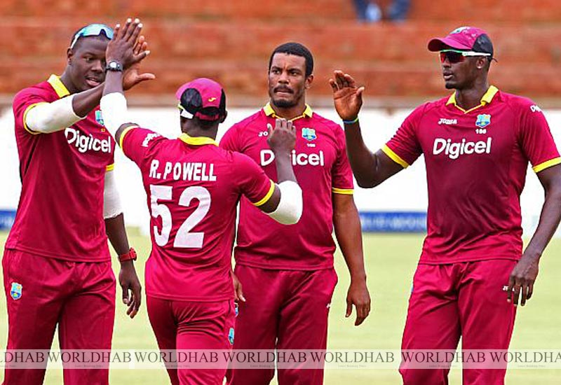 West Indies vs Zimbabwe ODI Live Cricket Streaming Watch 6th Match of Tri-Series on Online & TV