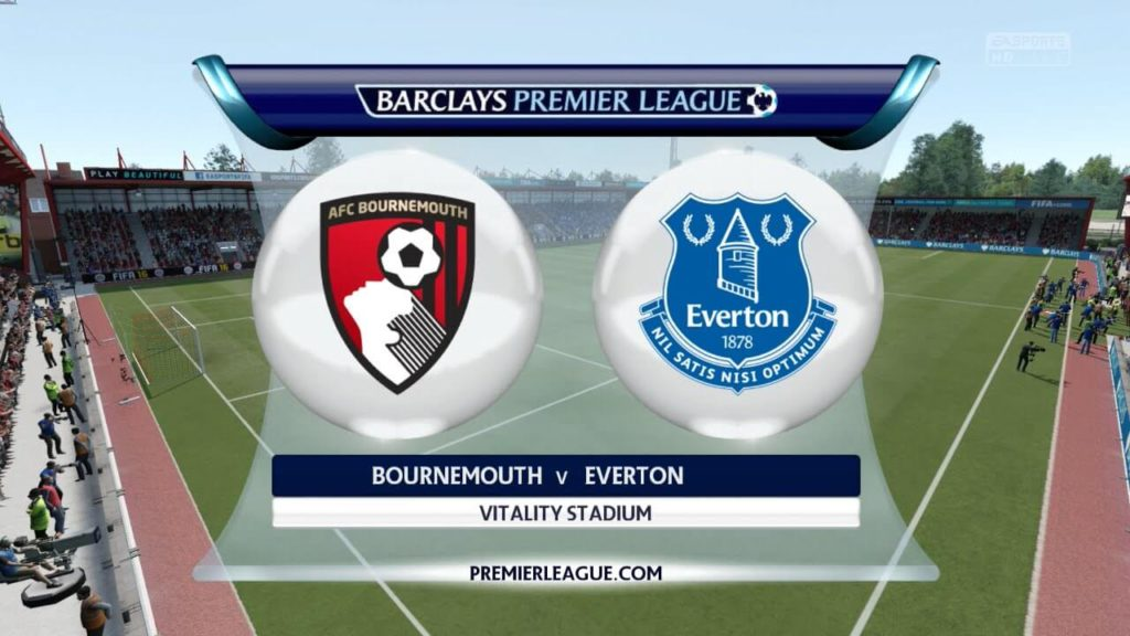 AFC Bournemouth vs Liverpool live streaming EPL
