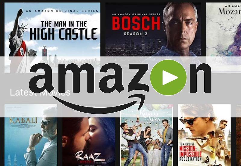 Amazon Prime Video is Live NOW in India available on the Play Store