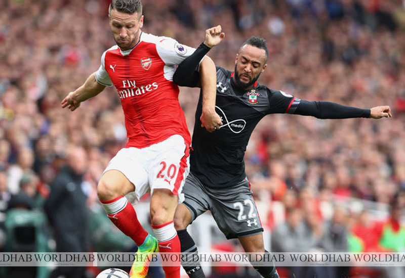 Arsenal vs Southampton Live Streaming League Cup, Lineup & Live Score