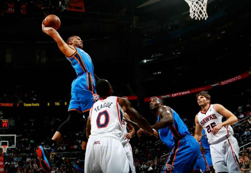 Atlanta Hawks vs Oklahoma City Thunder Live Streaming, final score NBA