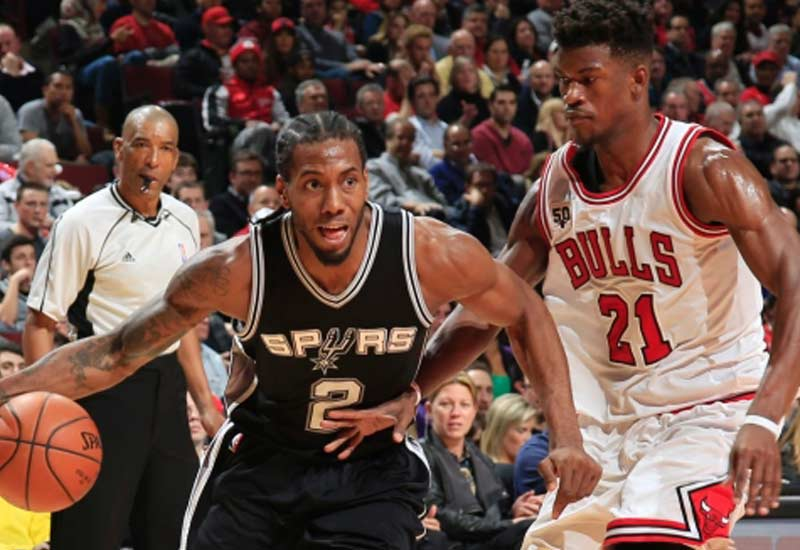 Chicago Bulls vs San Antonio Spurs Live