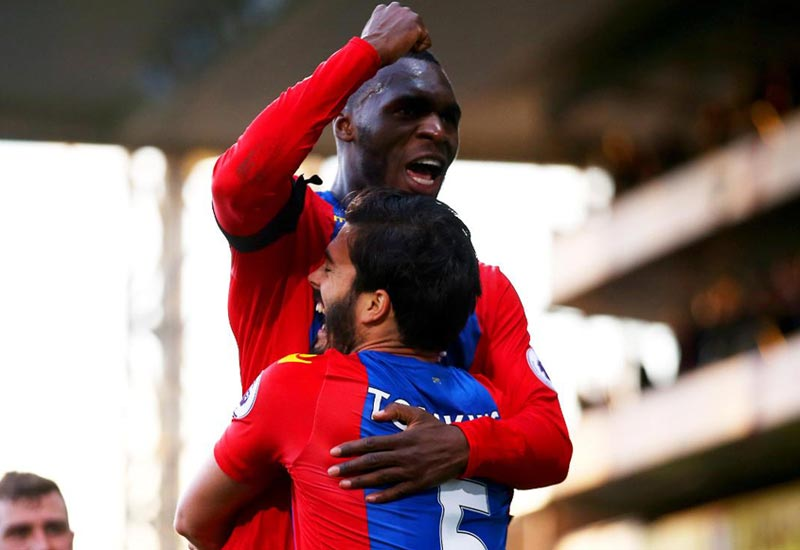 Crystal Palace vs Manchester United Live Streaming Score Lineup Premier League 2016-2017