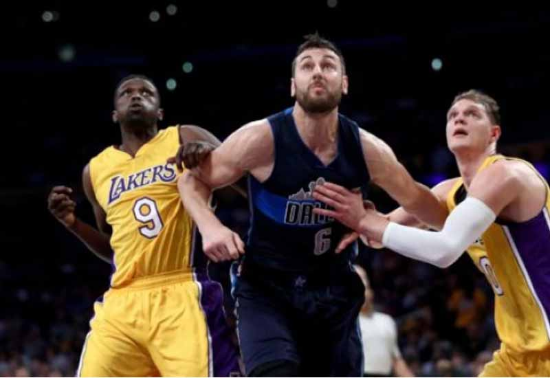 Dallas Mavericks vs Los Angeles Lakers Live Streaming