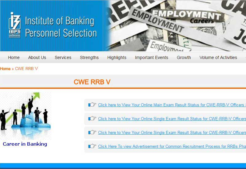 IBPS CWE RRB Officer Scale