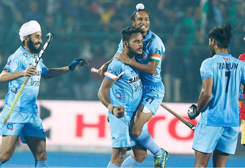 India vs Australia semi finals live streaming Watch Junior Hockey World Cup 2016 on online, TV