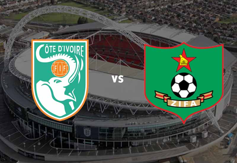 Ivory Coast vs Zimbabwe Live Streaming, Lineups, Final result score