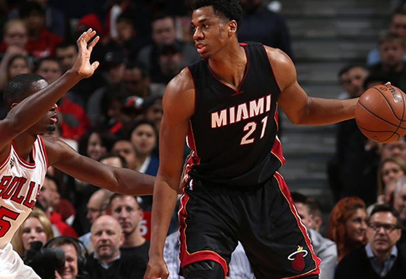 Miami Heat @ Chicago Bulls Live Streaming NBA 2016-17 Info.