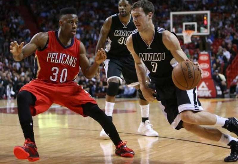 Miami Heat vs New Orleans Pelicans Live