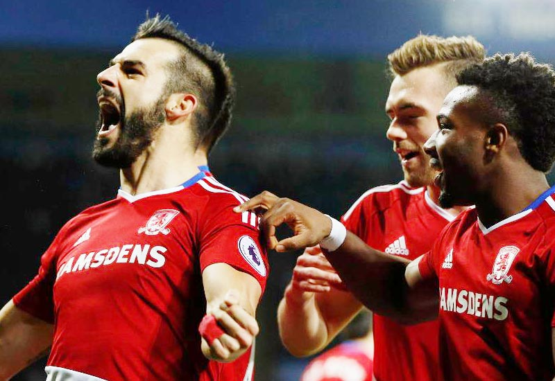 Middlesbrough vs Liverpool Live Streaming Score Lineups Premier League