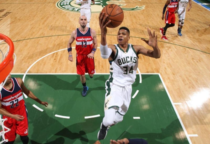 Milwaukee Bucks vs Washington Wizards Live Streaming NBA 2016-17 Info.
