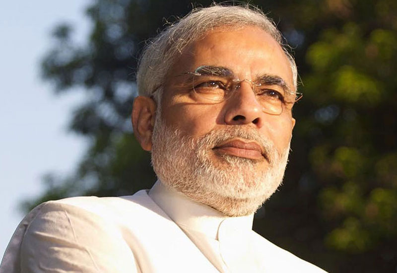 Narendra Modi Twitter account is Top Most followed India Account in 2016