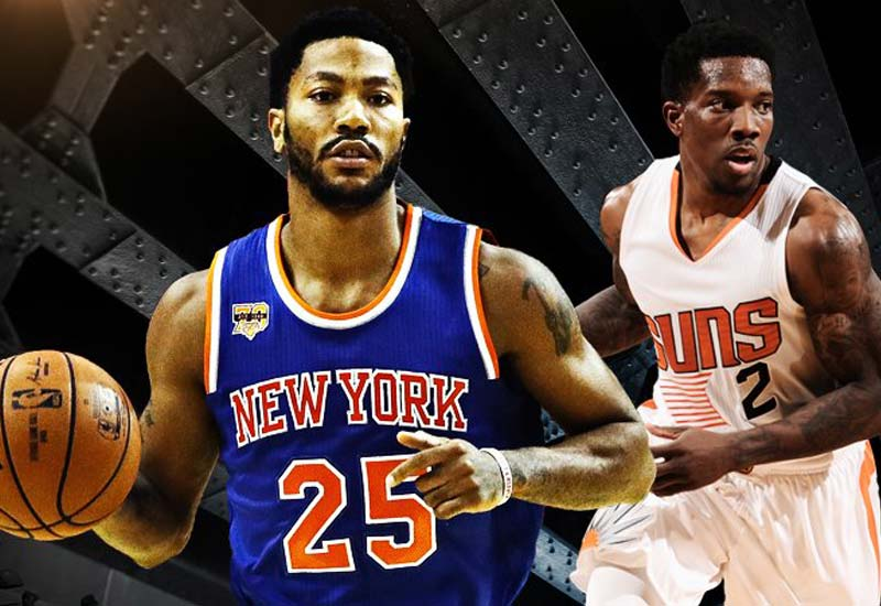 New York Knicks at Phoenix Suns Live Streaming NBA 2016-17 Info.