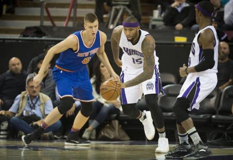 New York Knicks vs Sacramento Kings Live Streaming NBA 2016-17 Info.