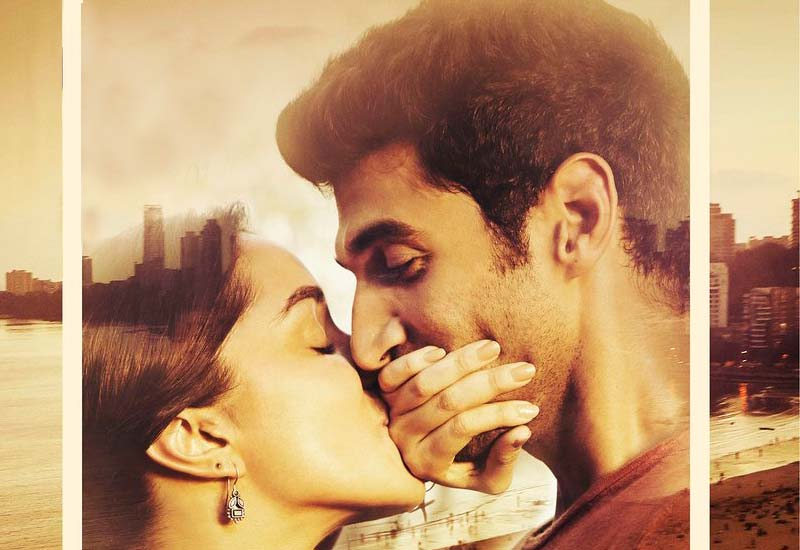 OK Jaanu First Look Poster Released