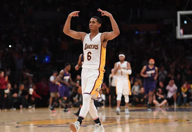 Phoenix Suns vs Los Angeles Lakers Live Streaming NBA 2016-17 Info.