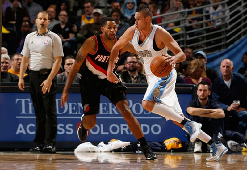 Portland Trail Blazers vs Denver Nuggets Live Streaming NBA 2016-17 Info.