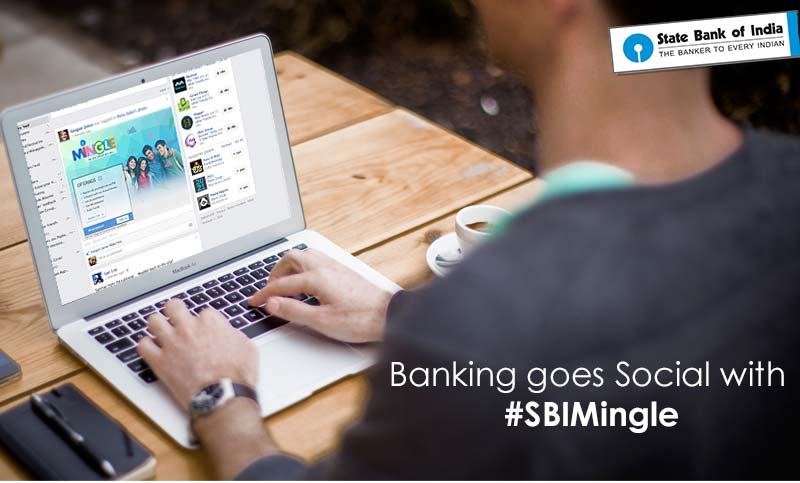 SBI Mingle Facebook App