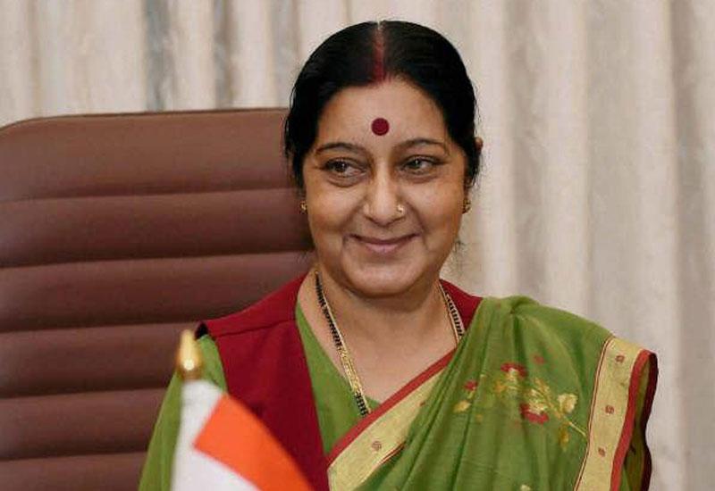 Sushma Swaraj shifted out of ICU AIIMS
