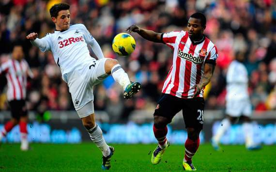Swansea City vs Sunderland