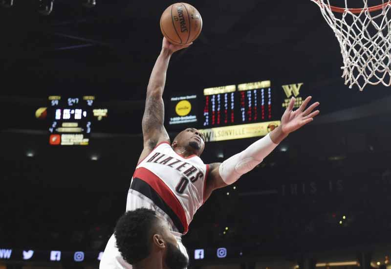 Toronto Raptors vs Portland Trail Blazers Live