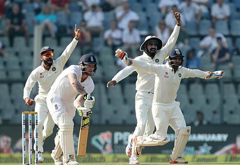 Watch India vs England 4th Test live cricket streaming on online and TV