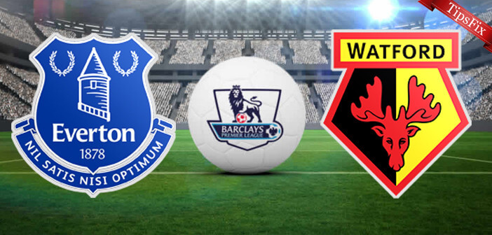 Watford vs Everton Live