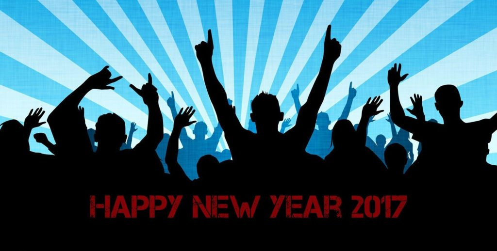 happy new year motivational image