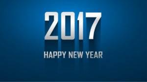 happy new year 2017 hd image wallpaper