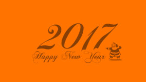 new year 2017 hd wallpaper