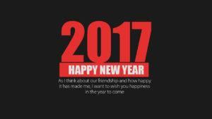 black happy new year wallpaper hd